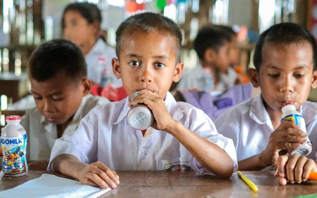 Aidons 463 enfants et leurs 37 enseignants dans les zones rurales de Sumba à financer leurs écoles