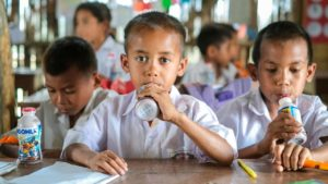 Let's help 463 kids and their 37 teachers in rural Sumba fund their schools