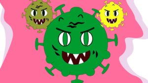Namaku Virus Corona | A comic book for kids to learn about it!