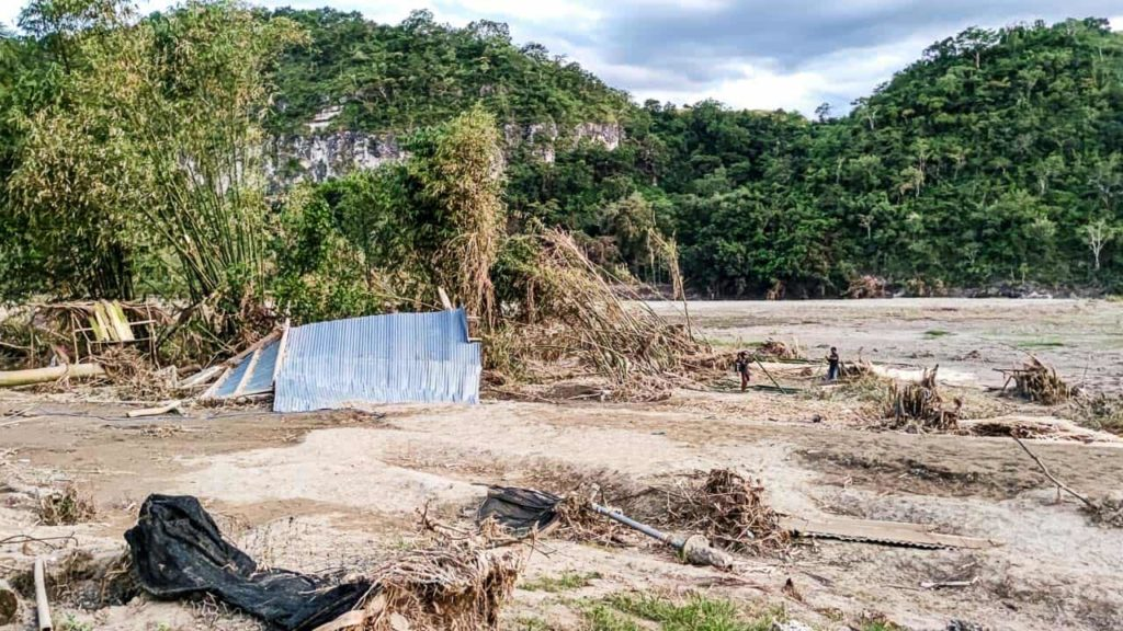 The real situation in east Sumba. A health and social emergency. What do we need