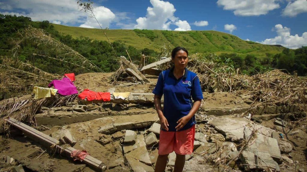 Photos taken by our teams related to the Sumba East disaster