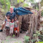 Project evaluation. Clean water access point in Mauliru village, Sumba