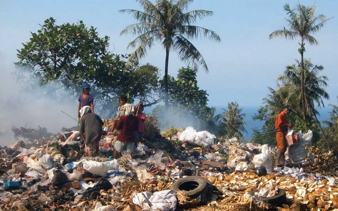 Impact of air pollution on health in Indonesia